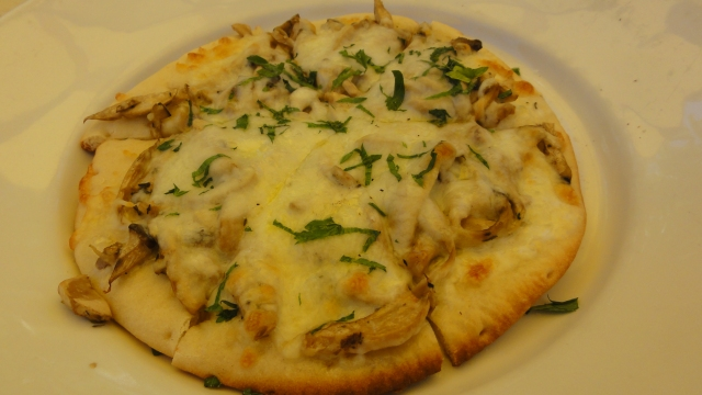 Hamakua Mushroom Pizza