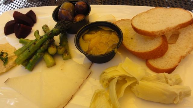 Vegetarian Antipasto Plate