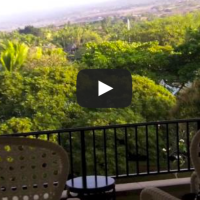 """Hawaii Video:  Visiting my favorite blogging location at the Sheraton Kona"""
