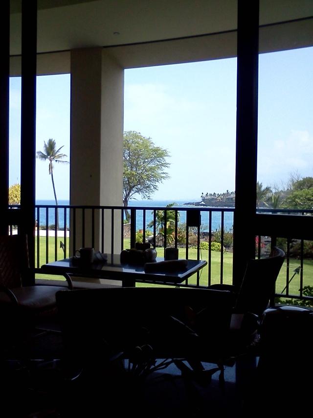 Sheraton Ainakai Restaurant View