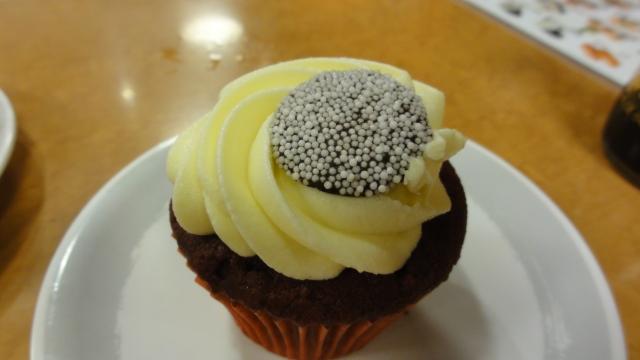 Velvet Cake Cupcake
