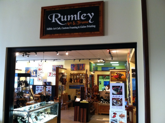 Rumley Edible Art Cafe